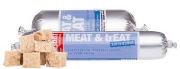 Fleischeslust Meat & Treat Lachs Singleshot