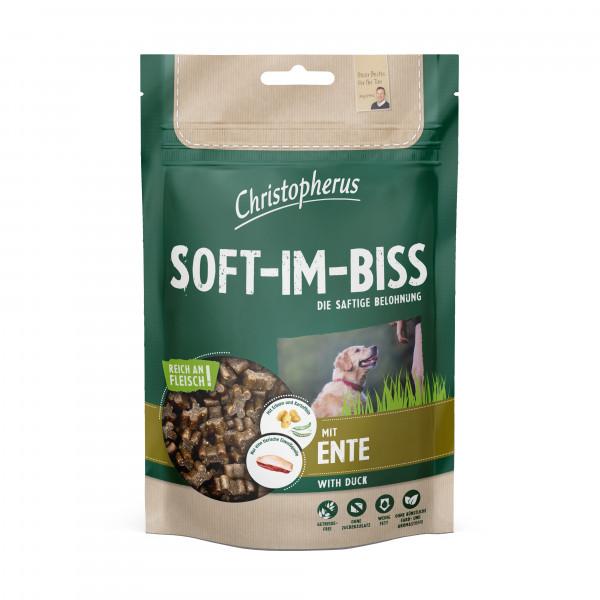 Christopherus Soft-im-Biss 125 g Ente