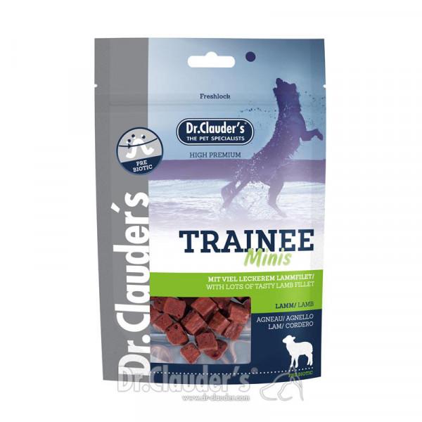 Dr Clauder's Trainee Snack Minis 50 g Lamm
