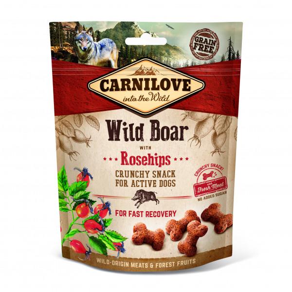 Carnilove Crunchy Snack Wildschwein