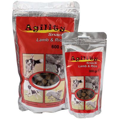 Agility Snack Lamb & Rice