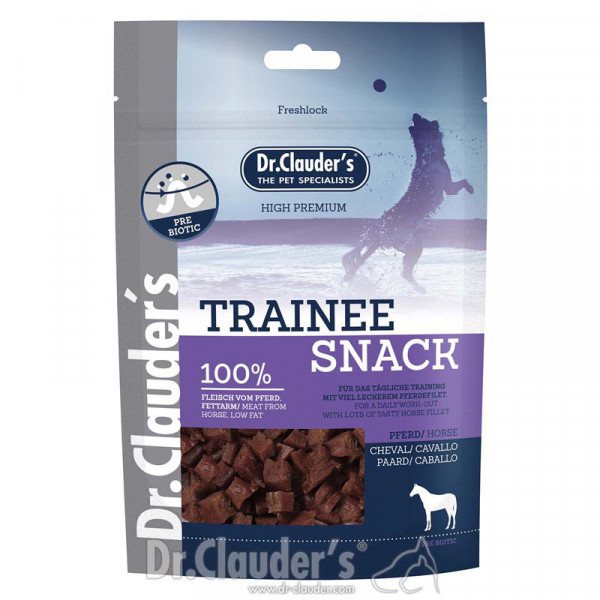 Dr Clauder's Trainee Snack Pferd 80 g