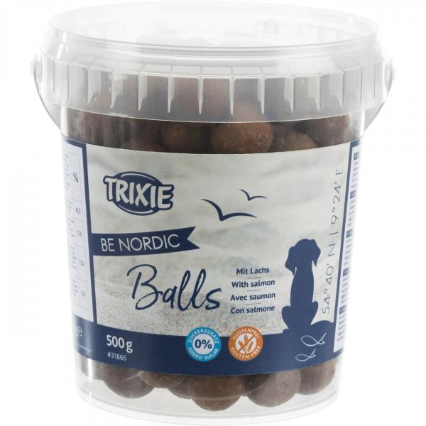Be Nordic Snack Balls mit Lachs