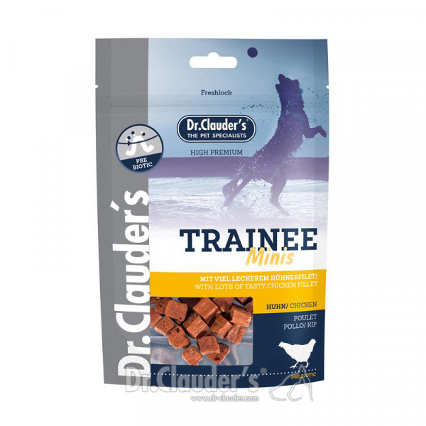 Dr Clauder's Trainee Snack Minis 50 Gr Huhn