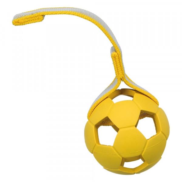 Sporting Ball am Gurt, Naturgummi