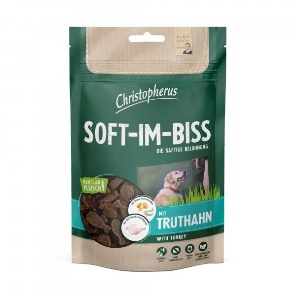 Christopherus Soft-im-Biss 125 g Truthahn