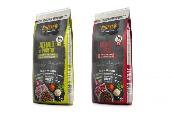 Kombi - Sparpack GF Poultry 12,5 kg und GF Beef 12,5 kg