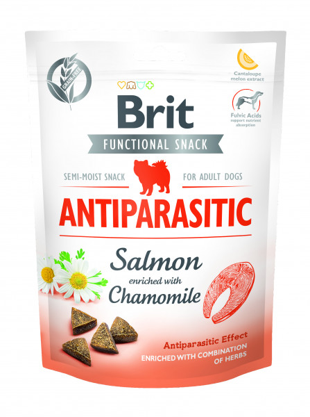 Brit care Snack Antiparasit