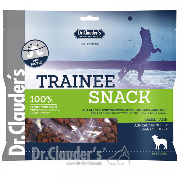 DC Dog Snack Strips Lamm Trainee BigBox 500g